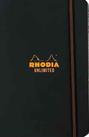 Rhodia -  Unlimited Pocket Notebook