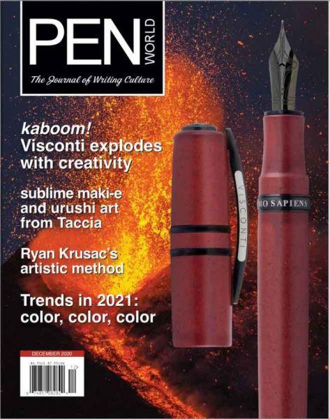 Pen World - December 2020