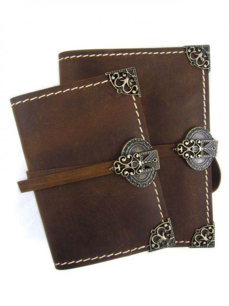 Bortoletti - Refillable Leather Journals