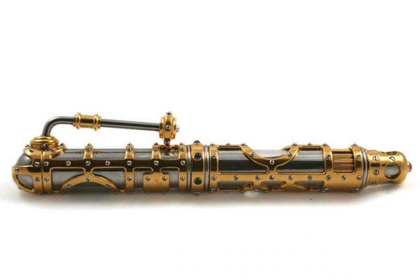 Jean-Pierre Lepine - Graphyscaf Limited Edition - Fountain Pen