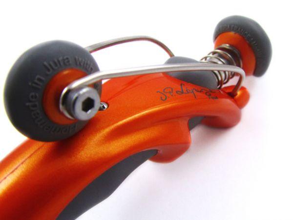Jean-Pierre Lepine - Free Ride - Ballpoint - Orange
