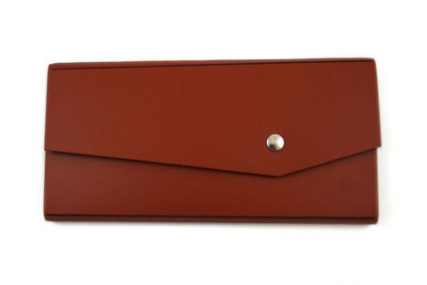 San Lorenzo - Regenerated Leather - Checkbook Cover