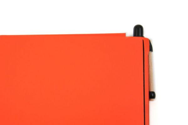 San Lorenzo - Regenerated Leather - Medium Milano Notebook