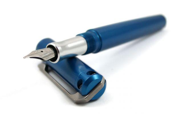 Karas Kustoms -The Ink - Aluminum Fountain Pen