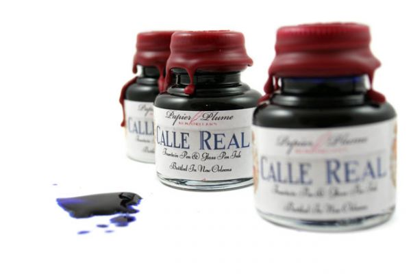Papier Plume - New Orleans Collection Fountain Pen Ink - Calle Real