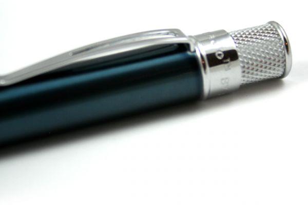 Retro 51 Classic Lacquer Ice Blue Tornado Rollerball Pen