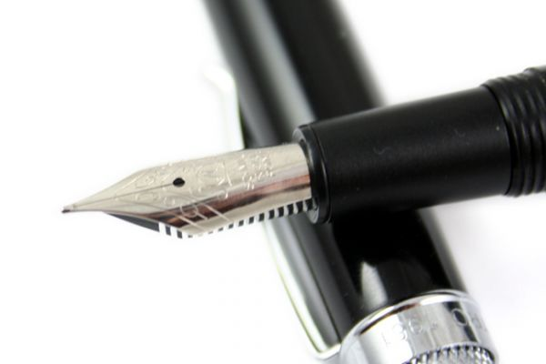 Retro 51 Tornado Fountain Pen - Black