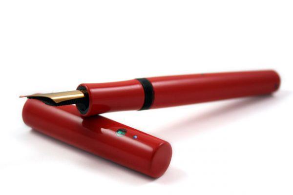 Faggionato - Raden Orange - Fountain Pen