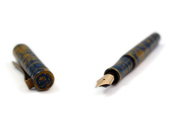 Faggionato - Pétrarque Kai Bleu - Fountain Pen