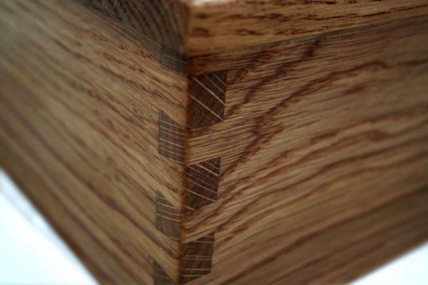Lap Desk - White Oak- Light Finish - Large