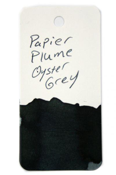 Papier Plume - Fountain Pen Ink - Oyster Grey - 15 ml