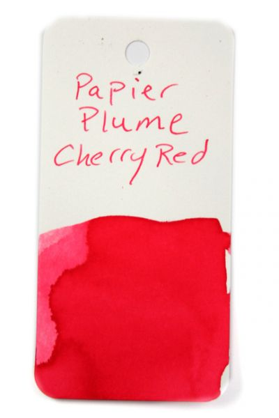 Papier Plume - Fountain Pen Ink - Cherry Red - 30 ml