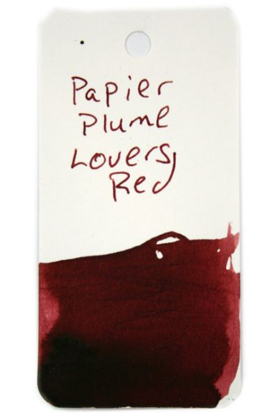 Papier Plume - Fountain Pen Ink - Lover's Red - 15 ml
