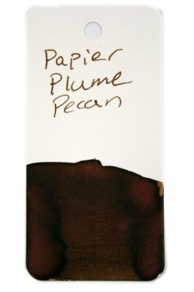 Papier Plume - Fountain Pen Ink - Pecan - 30 ml