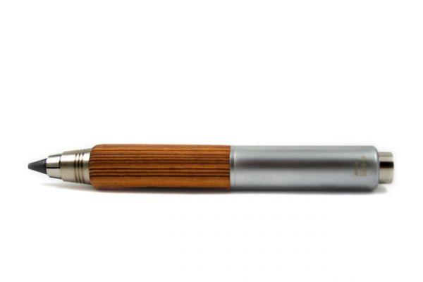 e+m - Grip Nature - Zebrano - Clutch Pencil