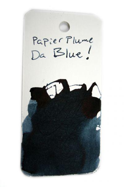 Papier Plume - 2018 Chicago Pen Show Fountain Pen Inks - Da Blue