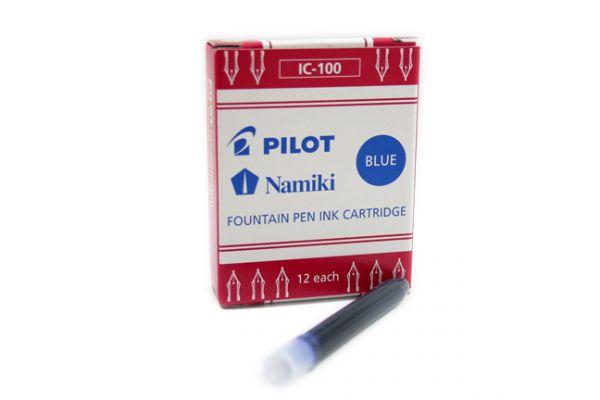 Pilot - Fountain Pen Cartridge - Blue
