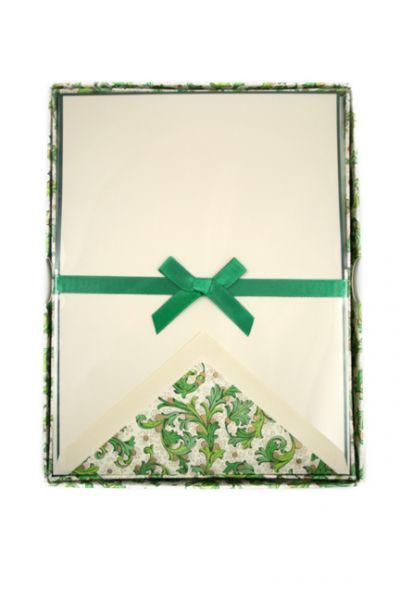 Rossi - Green Florentine - Stationery