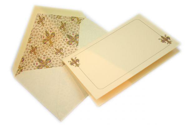 Kartos - Lilium - Small Cards - Fold Over