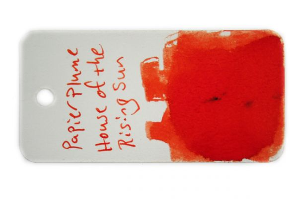 Papier Plume - New Orleans Collection Fountain Pen Ink - House of The Rising Sun
