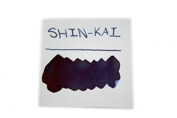 Pilot - Iroshizuku - Fountain Pen Ink - 50ml - Shin-Kai (Deep Sea)