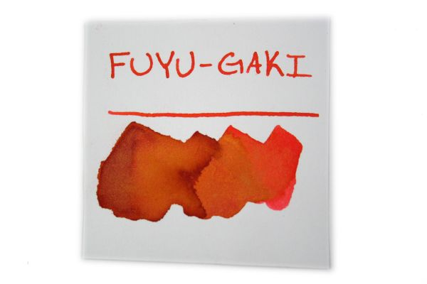 Pilot - Iroshizuku - Fountain Pen Ink - 50ml - Fuyu-Gaki (Winter Persimmon)