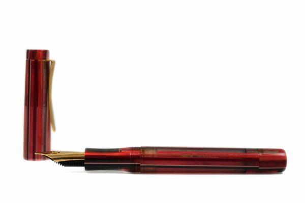Faggionato - PKS Piston- Fountain Pen - Cotton Celluloid - Candy