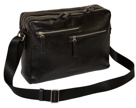 Orna - Travel/Work 24H Bag - Monaco Collection - Black