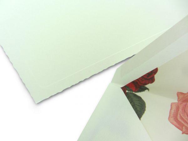 Rossi Rose Medium Fold Over Cards