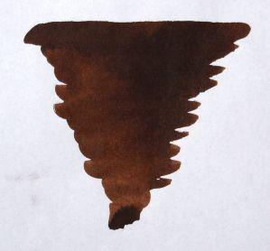 Diamine - Ink Cartridges - International Size - Chocolate Brown