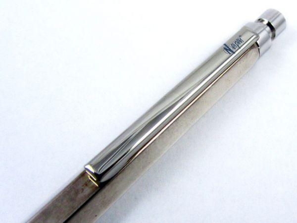 Nespen - Six Pen, Brilliant - Sterling Silver - Ballpoint Pen clip