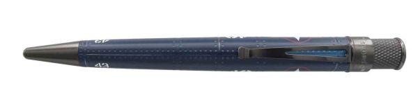 Retro 51 Vintage Metalsmith Collection: Corsair Tornado Rollerball Pen
