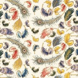 Rossi - Wrapping Paper - Feathers