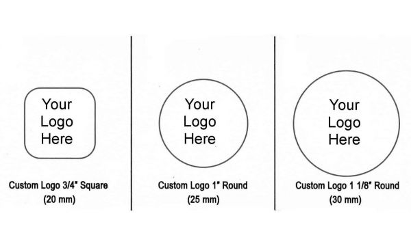 Custom Seal With Your Own Logo