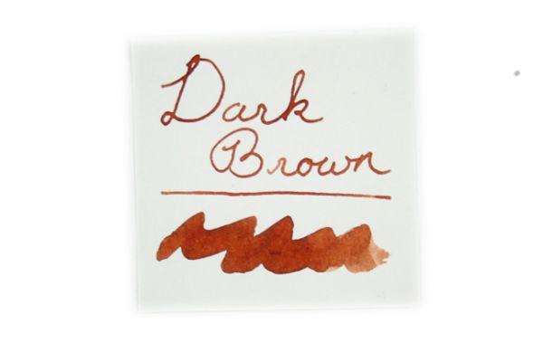 Diamine - Bottled Fountain Pen Ink - Dark Brown - 30ml