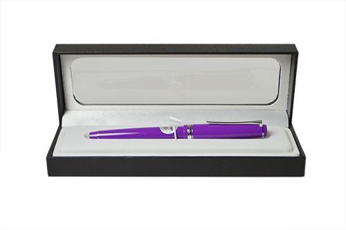 Pilot - Falcon - Purple/Rhodium - Fountain Pen