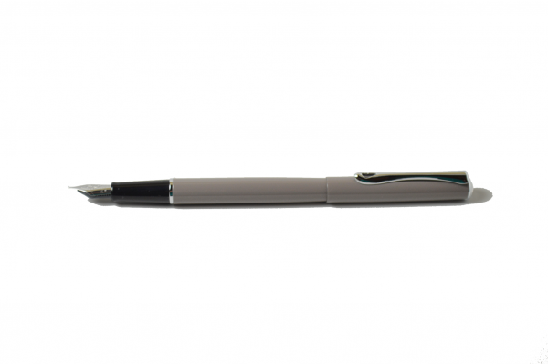 Diplomat Traveller Taupe Grey Fountain Pen