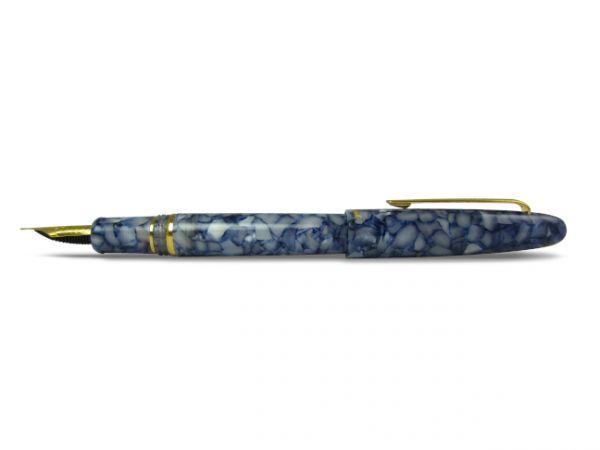 Esterbrook - Estie - Blueberry Gold Fountain Pen - Limited Edition