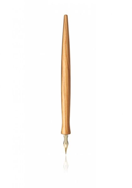 E+M Curve Dipping Pen - Olive