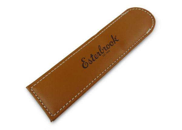 Esterbrook Single Pen Sleeve - Tan Saddle Brown