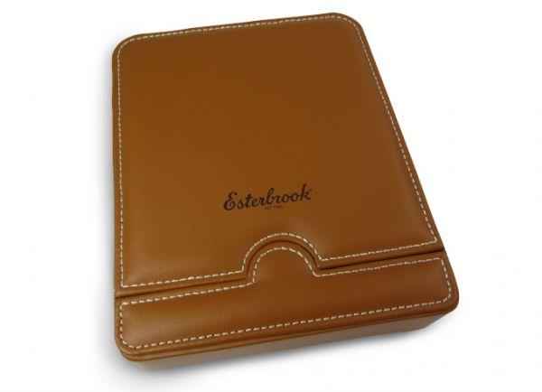 Esterbrook Six Pen Nook - Tan Saddle Brown