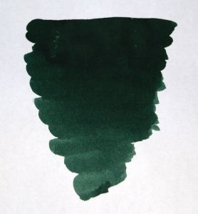 Diamine - Bottled Fountain Pen Ink - Green Black - 30ml