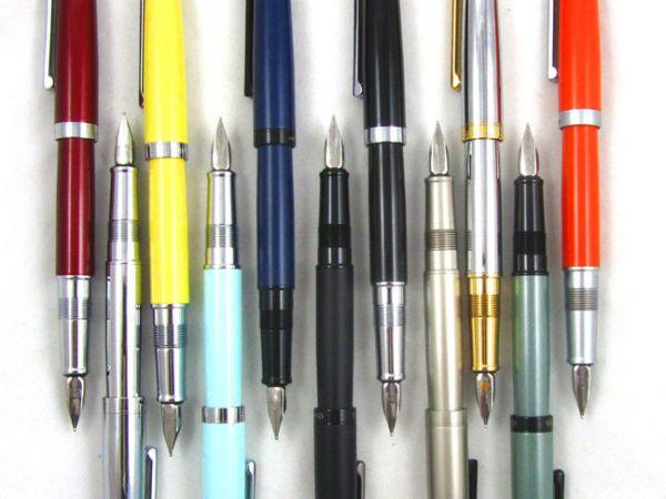 Rebecca Moss Robusto Fountain Pens