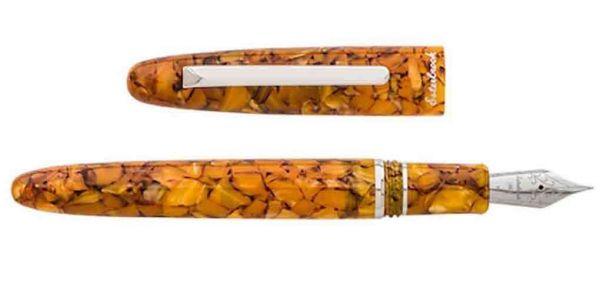 Esterbrook - Estie - Fountain Pen - Honeycomb Silver