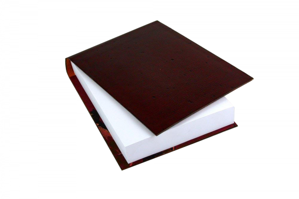 Refillable Desk Memo Pad