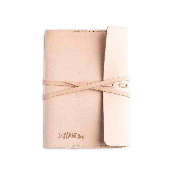 Alta Andina - Large Leather Journal Cover | A5