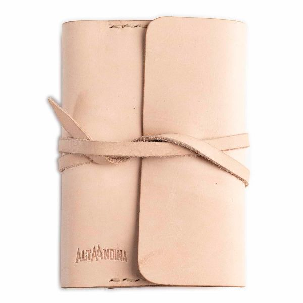 Alta Andina Leather Pocket Journal Cover