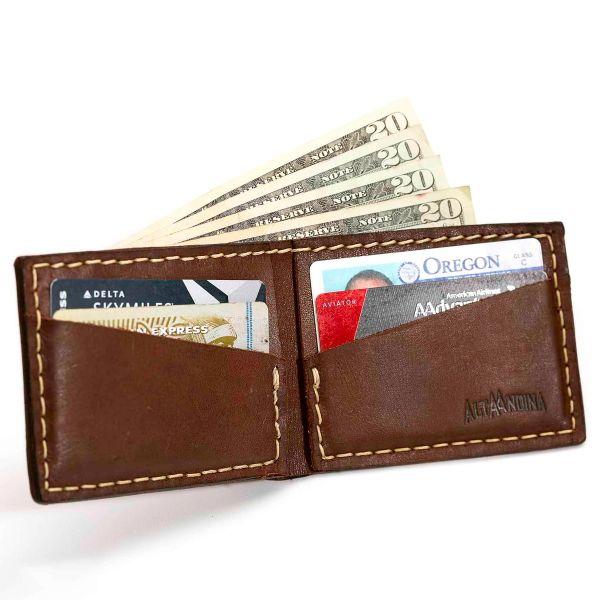 Alt Andina - Bifold Wallet