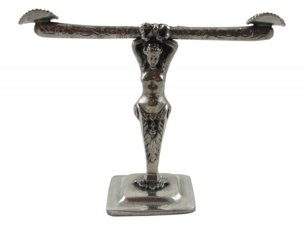 Pewter Goddess Pen Holder
