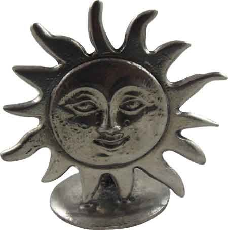 Le Potier D'Etain - Pewter - Sun - Stand for quill